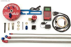 snowmobile dynamometer systems