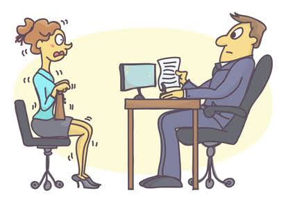 """Image result for job interview fear"""""""