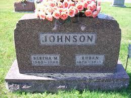 Ruben Johnson (1876-1958) - Find A Grave Memorial