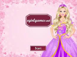 barbie princess dress up for