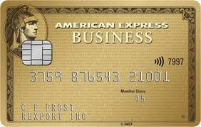 business gold card american express uk