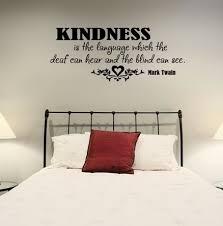Wall Decal Inspiration Quoteables Kindness Via Mark Twain Wallums Com Wall Decor