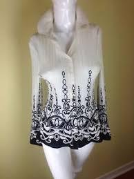 blouse women s size pxl bay studio nwt