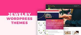 5 jewelry wordpress themes 2020 free