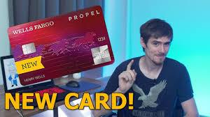 the new wells fargo propel card 30k