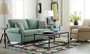bassett furniture tyson love seat sofa