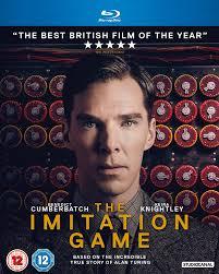 Amazon.com: The Imitation Game [Blu-ray]: Benedict Cumberbatch, Keira  Knightley, Mark Strong, Charles Dance, Benedict Cumberbatch, Keira  Knightley: Movies & TV