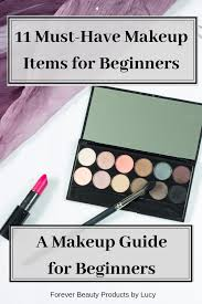 makeup guide for beginners makeup for