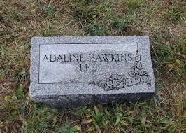 Adaline Hawkins Lee (Snapp) (1856 - 1939) - Genealogy