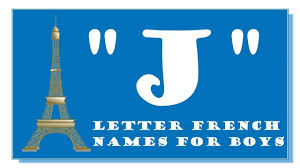 baby boys beginning with letter j
