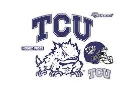 Tcu Horned Frogs Logos