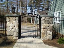 35 The Best Gate Design That You Have To Try In Your Home In 2020 Fence Gate Design Iron Fence Gate Iron Garden Gates