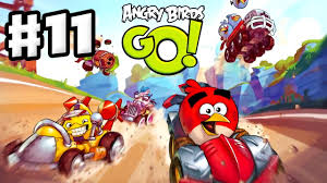 Angry Birds Go! Gameplay Walkthrough Part 11 - Earning Coins ...