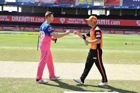 RR vs SRH Live Score: IPL Match 40 ...