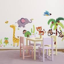 Tumble In The Jungle Wall Decal Allposters Com
