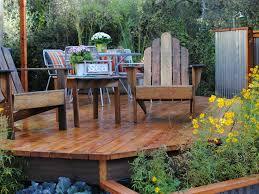 pictures of beautiful backyard decks