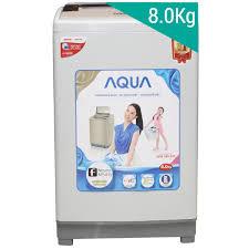 Hướng dẫn cách sử dụng máy giặt aqua 8kg đúng cách nhất