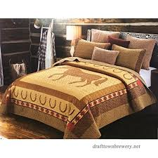 3pc king size country western ranch