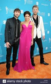 Singer Hilary Scott and the band Lady Antebellum arrives for the ...