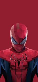 superhero spiderman cartoon wallpaper