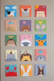 Articles Similaires A Peinture Pour Ensemble De Chambre 1 Enfants Tableau 3 Sur Etsy Painting For Kids Kids Canvas Art For Kids