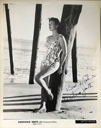 Constance Smith - Movies & Autographed Portraits Through The DecadesMovies  & Autographed Portraits Through The Decades