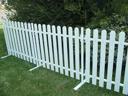 Design Flow Australian Manufacturer Of Portable Plastic Picket Fencing