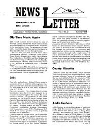 Old-Time Music Again County Histories Addie Graham