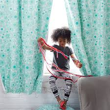 How To Measure For Kids Curtains Crate And Barrel
