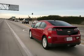 The California Carpool Sticker How Electric Cars Buy You Life In The Fast Lane