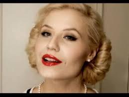 tutorial authentic 1950s makeup you
