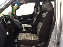 honda ridgeline pattern seat covers