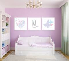 room wall art erfly nursery