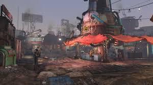 fallout 4 fallout diamond city