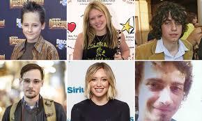 Disney's Lizzie McGuire stars Hilary Duff, Adam Lamberg and Jake ...