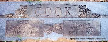COOK, ADA - Polk County, Arkansas   ADA COOK - Arkansas Gravestone ...