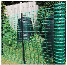 Boen Temporary Fencing Mesh Snow Fence 4 Ft X 100 Ft Green Plastic Safety Garden Netting Above Ground Barrier For Deer Kids Swimming Pool Silt Lawn Rabbits Poultry Dogs Amazon Co Uk Garden