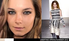 libertine makeup new york fashion week