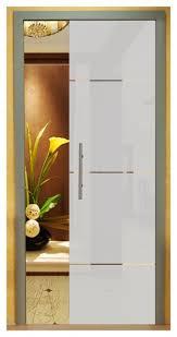 frameless pocket glass sliding door