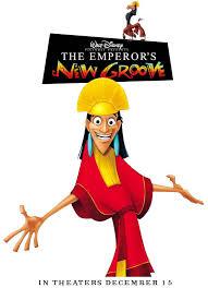 The Emperor's New Groove | Kinder filme, Disney filmplakate, Filme