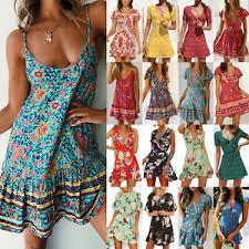 women s fl short mini dress las