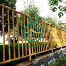 Best Garden Use Iron Bamboo Pole Fence Panels China Garden Use Iron Bamboo Pole Fence Panels Suppliers