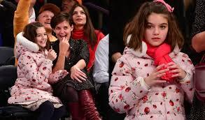 La figlia di Tom Cruise e Katie Holmes compie 12 anni ed è ...