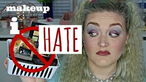 worst makeup tutorial in the world