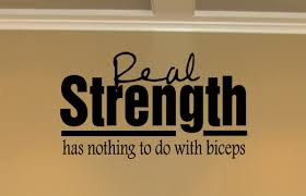 Real Strength Wall Decals Trading Phrases