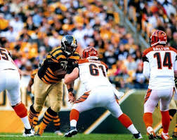 Daniel McCullers Blocking in Bumblebee Vs. Bengals Unsigned 8x10 ...