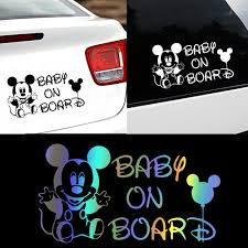 Mickey Mouse Car Sticker Wall Decal Window Sticker Archives Statelegals Staradvertiser Com