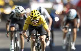 thomas wins in yellow on alpe d huez
