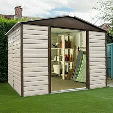 yardmaster shed 10 x 8 new shed