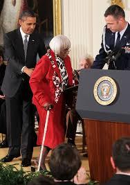 Barack Obama, Ida Martin - Barack Obama and Ida Martin Photos ...